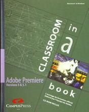 Adobe Premiere 5 Ciab Pc-Mac - Intérieur - Format classique