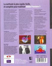 Adobe Premiere 5 Ciab Pc-Mac - 4ème de couverture - Format classique