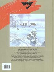 On a tue wild bill t.1 - 4ème de couverture - Format classique