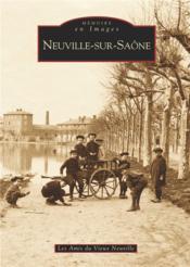 Neuville-sur-Saône - Couverture - Format classique