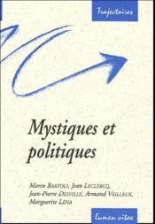 Mystiques et politiques - Couverture - Format classique