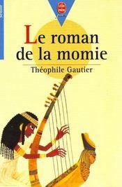 Le Roman de la momie - Intérieur - Format classique