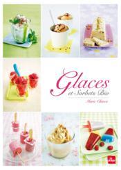 Glaces et sorbets bio - Couverture - Format classique