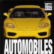 Automobiles - Couverture - Format classique