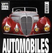 Automobiles - 4ème de couverture - Format classique