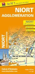 Niort agglomération - Couverture - Format classique