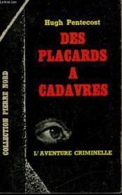 Des Placards A Cadavres. Collection L'Aventure Criminelle N° 160 - Couverture - Format classique