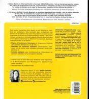 Ergonomie web et UX design ; pour une conception centrée utilisateur (4e édition) - 4ème de couverture - Format classique