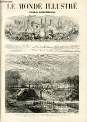 LE MONDE ILLUSTRE N°859 Versailles - Couverture - Format classique