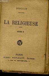 La Religieuse Tome 1 - Couverture - Format classique