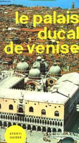 Le Palais Ducal De Venise - Couverture - Format classique