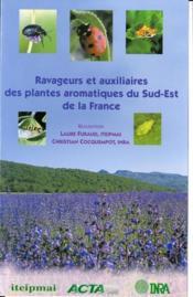 Ravageurs et auxiliaires des plantes aromatiques du sud-est de la france - Couverture - Format classique