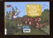 Boucle d'or et les sept ours nains - Couverture - Format classique