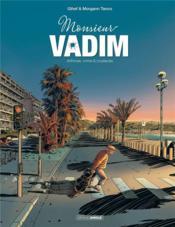 Monsieur Vadim T.1 ; arthrose, crime & crustacés - Couverture - Format classique