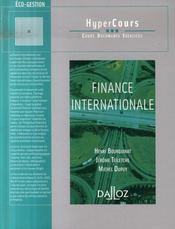 Finance internationale - Intérieur - Format classique