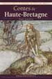 Contes de haute-bretagne - Couverture - Format classique