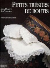Petits trésors de Boutis - Couverture - Format classique