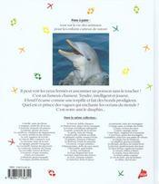 Le dauphin - 4ème de couverture - Format classique