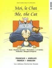 Moi, le chat - Couverture - Format classique