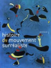 Histoire du mouvement surréaliste - Couverture - Format classique