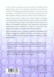Introduction a la micromecanique des milieux poreux - 4ème de couverture - Format classique