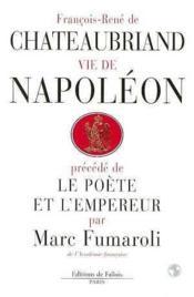 Le poète et l'empereur - Couverture - Format classique