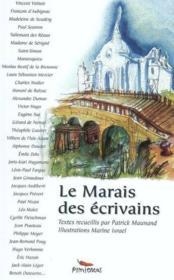 Marais Des Ecrivains (Le) - Couverture - Format classique