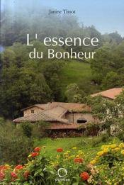 L'Essence Du Bonheur - Intérieur - Format classique