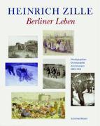 Heinrich zille berliner leben - Couverture - Format classique