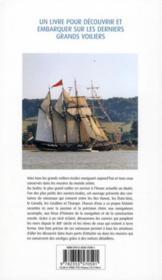 Le guide des grands voiliers - 4ème de couverture - Format classique