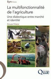 La multifonctionnalité de l'agriculture ; une dialectique entre marché et identité - Couverture - Format classique