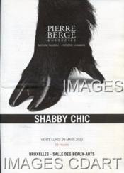 SHABBY CHIC. [VOYAGE. CHASSE. CHALET. CAMPAGNE. HISTOIRE NATURELLE. ART ANIMALIER. CABINET DE CURIOSITES. NOSTALGIE. BOITE EN RACINE. SABOT MONTE. NOIX DE COROZO. POT A TABAC. COQUILLAGES MONTES. NAUTILE. GOURDES EN VERRE ]. 29/03/2010. (Poids de 96 gram - Couverture - Format classique