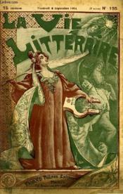 Vent Du Soir. La Vie Litteraire. - Couverture - Format classique