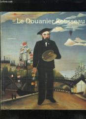 Le douanier Rousseau - Couverture - Format classique