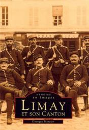 Limay et son canton - Couverture - Format classique