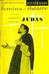 Femina-Theatre - Judas - Couverture - Format classique