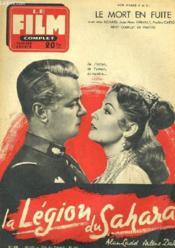 Film Complet N° 496 - La Legion Du Sahara - Couverture - Format classique