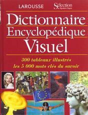 Dicitonnaire Encyclopedique Visuel - Intérieur - Format classique