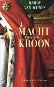 De Macht Van De Kroon - Couverture - Format classique
