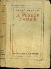 Le Peseur D'Ames - Couverture - Format classique