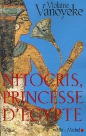 Nitocris, princesse d'Egypte - Couverture - Format classique