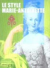 Style marie-antoinette - Intérieur - Format classique
