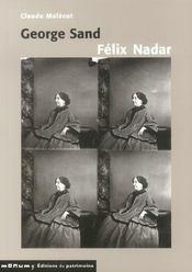 George Sand Et Felix Nadar - Intérieur - Format classique