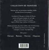 Chapeaux - 4ème de couverture - Format classique