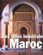 Les villes imperiales du maroc - Intérieur - Format classique