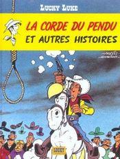 Lucky Luke T.20 ; la corde du pendu et autres histoires - Intérieur - Format classique