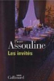 Les invités - Couverture - Format classique