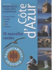Côte d'Azur - Couverture - Format classique