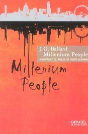 Millenium people - Intérieur - Format classique