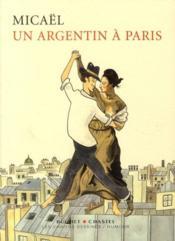 Un Argentin à Paris - Couverture - Format classique